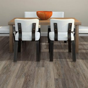 Dining room Vinyl flooring | Vic's Carpet & Flooring