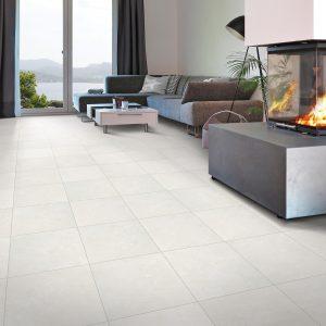 Living room Tile flooring | Vic's Carpet & Flooring