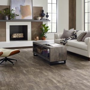 Living room Vinyl flooring | Vic's Carpet & Flooring