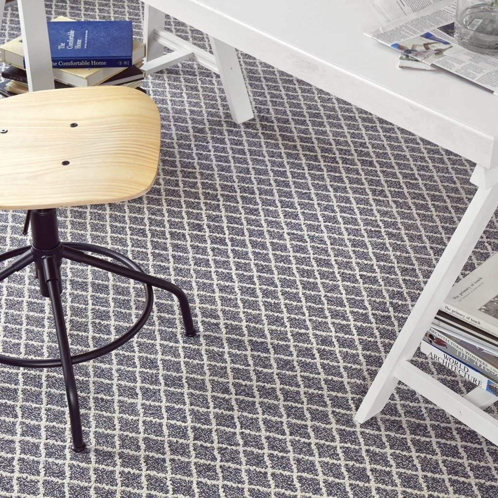 Springers point seaport blue rug | Vic's Carpet & Flooring