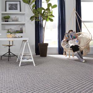Springers point seaport blue carpet | Vic's Carpet & Flooring