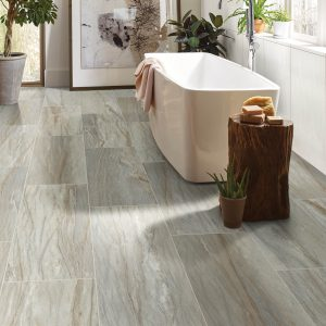 Bathroom Tile flooring | Vic's Carpet & Flooring