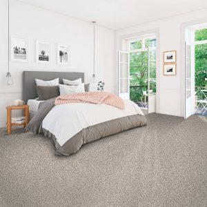 Bedroom grey Carpet | Vic's Carpet & Flooring
