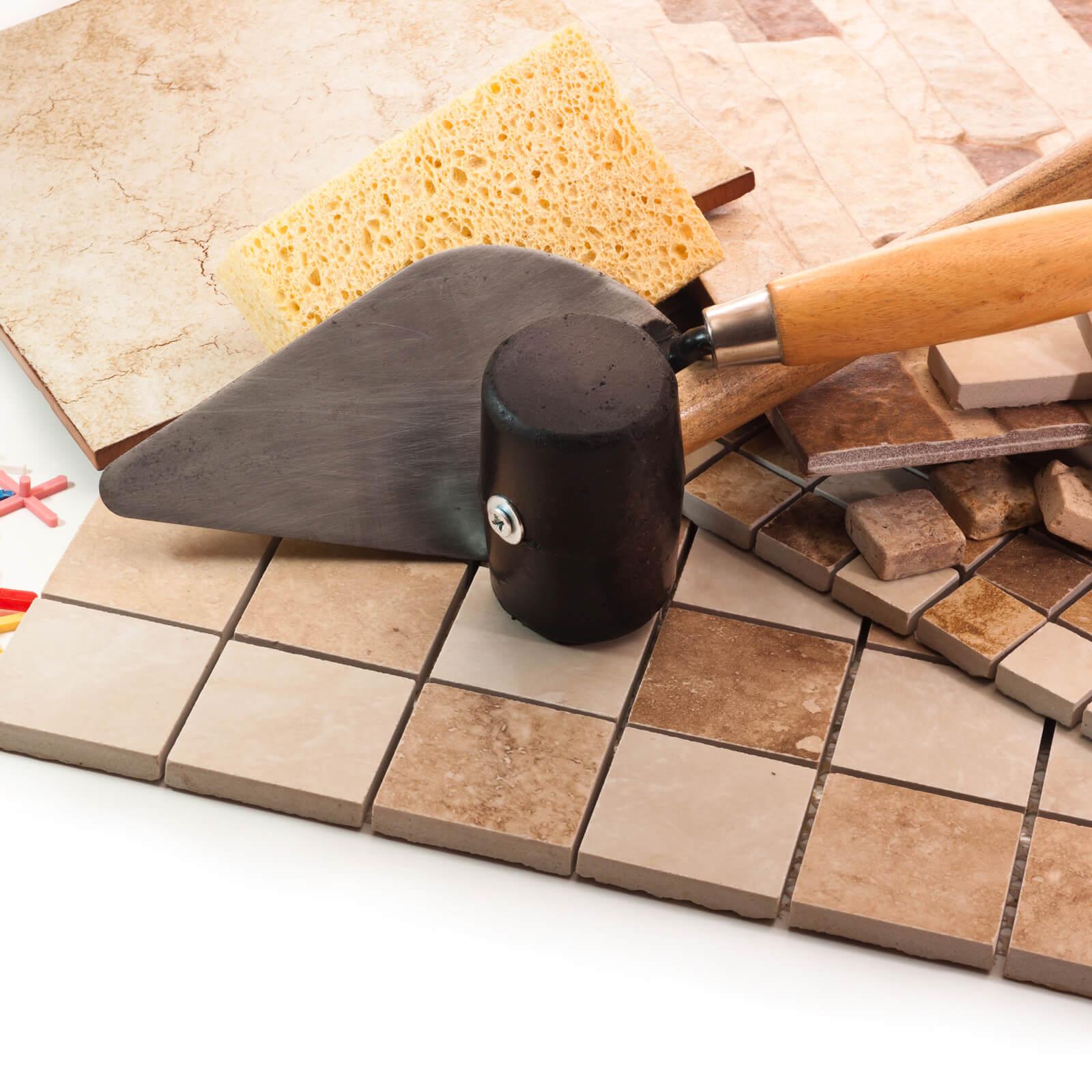 Tile installation | Vic's Carpet & Flooring