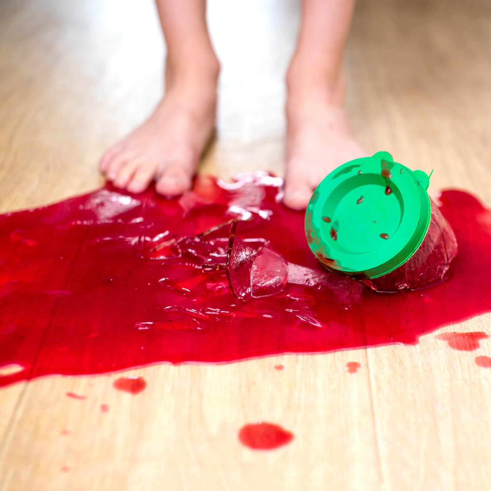 Stain on Hardwood floor   Vic's Carpet & Flooring