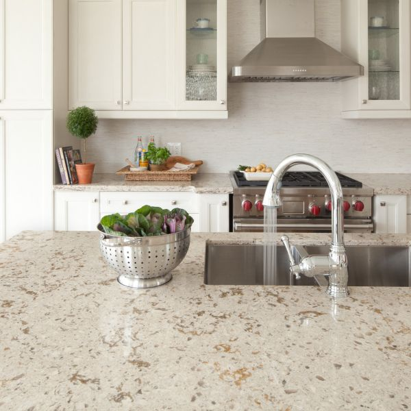 Kitchen countertop | Vic's Carpet & Flooring