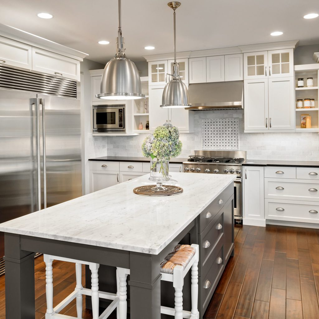 Wood-Look Flooring for Your Kitchen