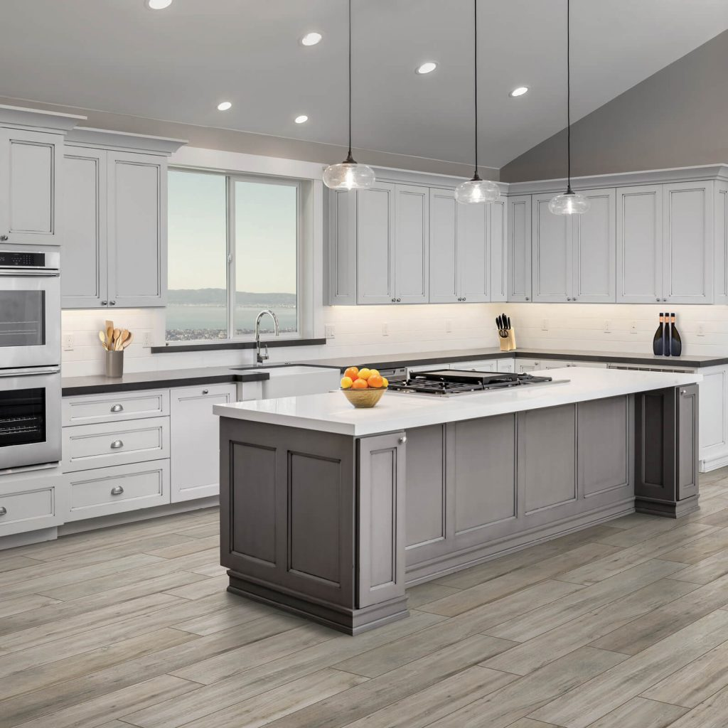 Countertops and cabinets | Vic's Carpet & Flooring