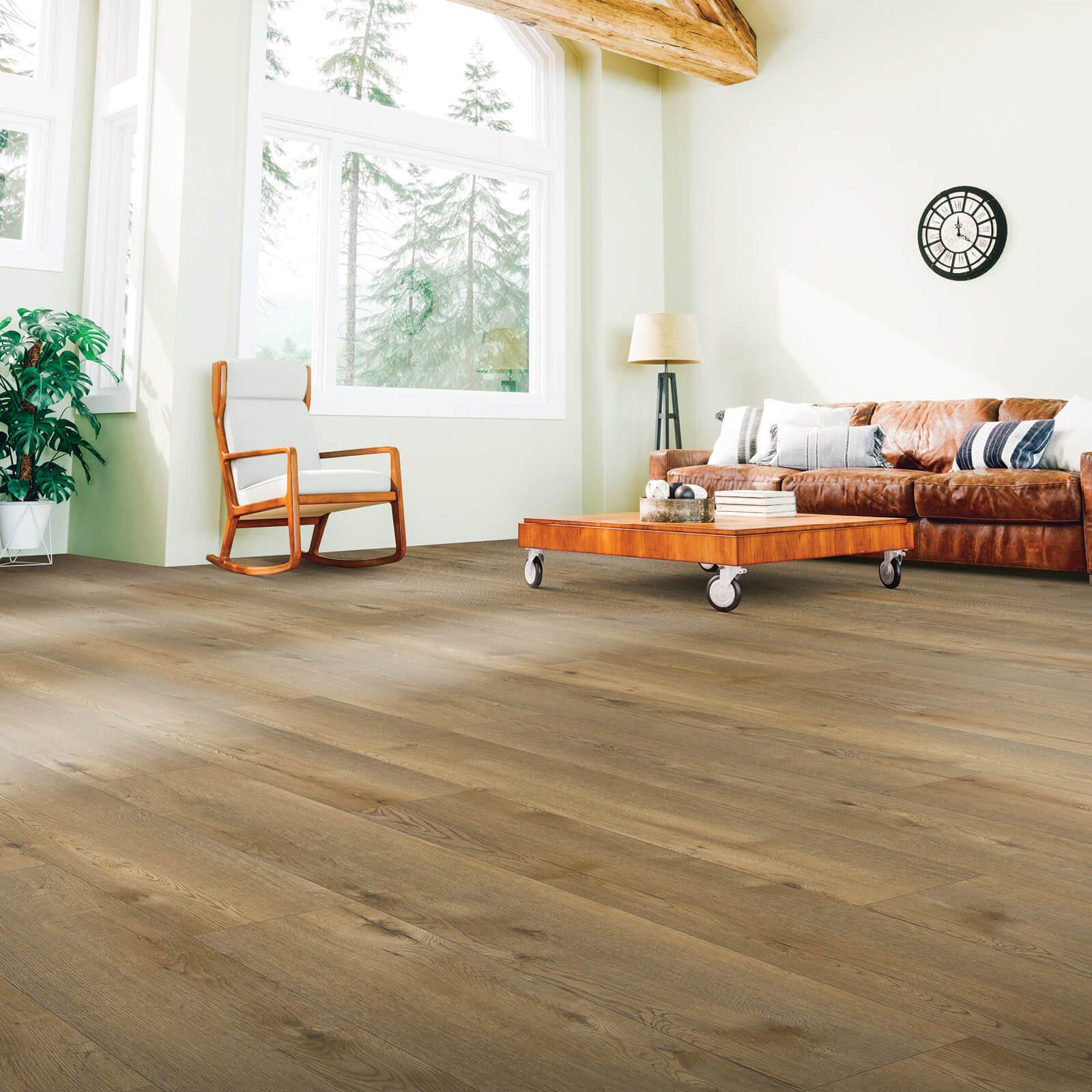 Living room Laminate flooring | Vic's Carpet & Flooring